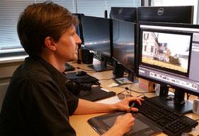 Artdirector and CGI-Artist Florian Westermann