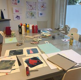 Atelier- und Praxisraum