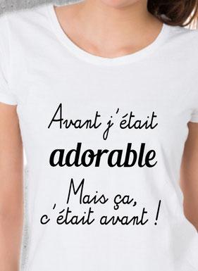 offrir un tee-shirt