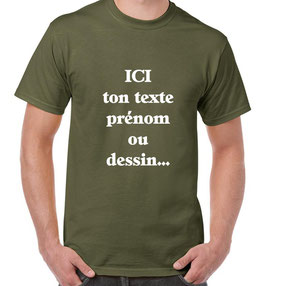 teeshirt français