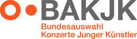 """**gefördert durch den """"Deutschen Musikrat"""" mit dem Projekt  """"Bundesauswahl Konzerte Junger Künstler"""""""