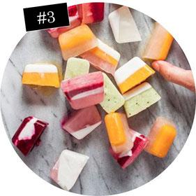Bild: Bild: Eiswürfel mal anders, kreative Eiswürfel-Ideen, gefunden auf Partystories.de