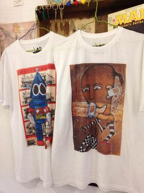 Blu Robot and Tokyo