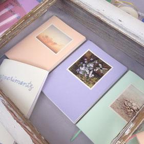 Handgebundene Bücher von Katrin Storz