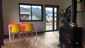 田口建築事務所の室内写真