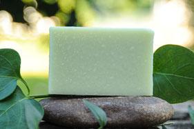 cosmética natural ecológica-jabón aceite del arbol del te