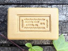 jabón de limón-cosmética natural ecológica