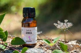 aceite de árnica puro-decoloresnatur