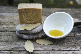 jabón de alepo-cosmética natural ecológica