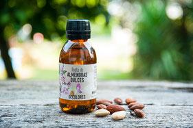 aceite de almendras-cosmética natural ecológica-decoloresnatur