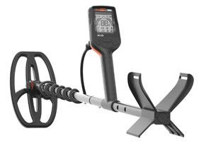 Metalldetektor Quest Q20 mit Gratis Pinpointer