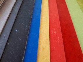 Lino Linoleum Bodenbelag Dekor