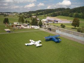 Helikopter Luzern-Beromünster