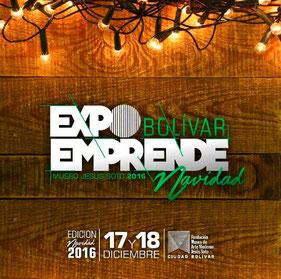 Expo Bolívar Emprende - Edición Navidad 2016