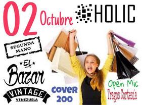 El Bazar Vintage - EL BAZAR+ALEGRE DE CARACAS