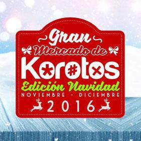 Gran Mercado de Korotos - Edición Navidad