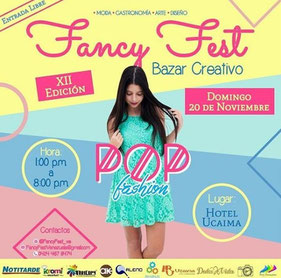 Bazar Fancy Fest - Pop Fashion