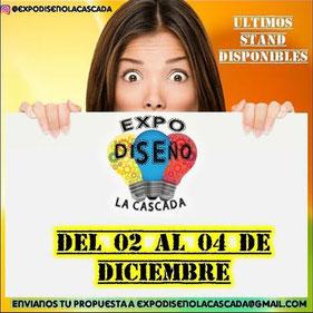 Expo Diseño La Cascada - 1era Edición