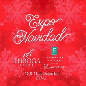 Expo Navidad / Caracas - EnBoga Bazar