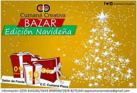 Cumaná Creativa Bazar