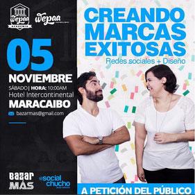 Bazar Más - Taller Creando Marcas Exitosas