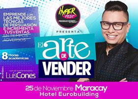 El Arte de Vender - Luis Cones - Maracay