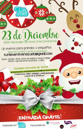 Tutti Eventi - Merry Christmas 5 estrellas