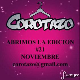 Corotazo - Edición 21