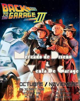 Mercado de Diseño y Venta de Garage - Back to the garage III