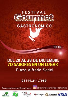 Festival Gourmet & Gastronómico