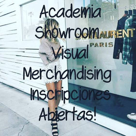 Curso Visual Merchandising - Academia Showroom