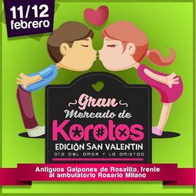 Gran Mercado de Korotos - Edición San Valentín