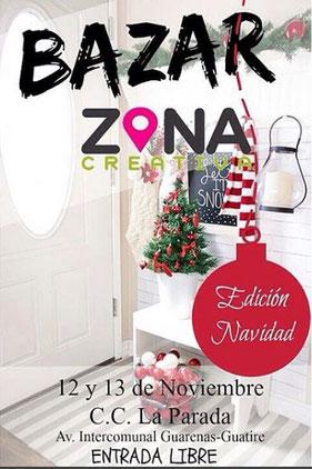 Bazar Zona Creativa - Edición Navidad