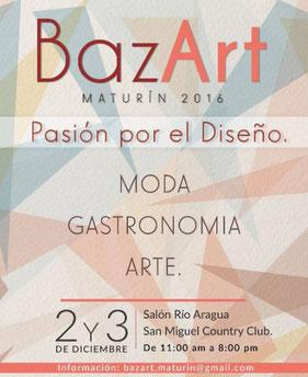 BazArt Vzla - Maturín 2016
