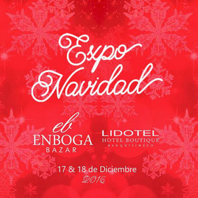 Expo Navidad / Barquisimeto - EnBoga Bazar