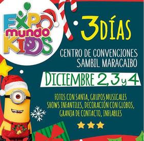 Expo Mundo Kids - 2da Edición Diciembre 2016