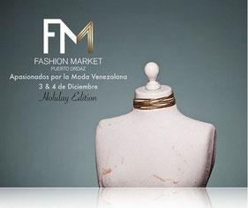 Fashión Market Puerto Ordaz - Expo Moda E Industria - 8va Edición