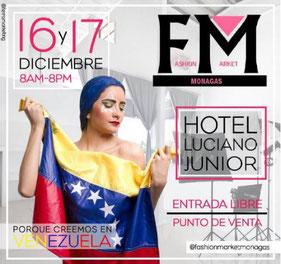 ExpoBazar Fashion Market Monagas - 1era Edición
