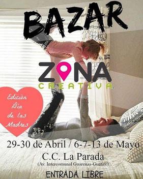 Bazar Zona Creativa - Edición Día de las Madres