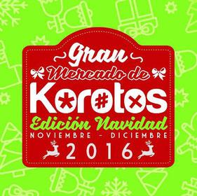 Gran Mercado de Korotos - Edición Navidad / Diciembre
