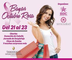 BDC Producciones - Bazar Octubre Rosa