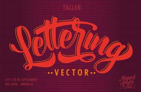 Taller De Lettering Vector - Centro Gráfico de Tecnologia