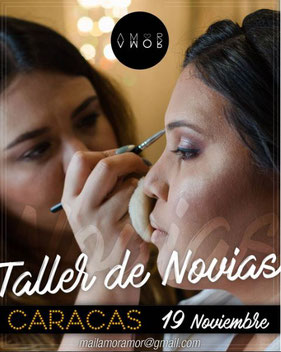 Taller de Novias - AmorAmorMUA / Caracas