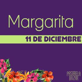 Pasarela Bazar - Margarita / Noviembre
