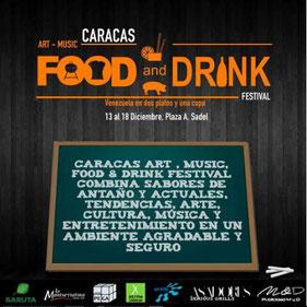 Festival Caracas Food & Drink