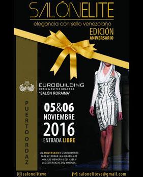 Salón Elite - 3ra Edición Aniversaria