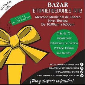 Bazar Emprendedores RNB - Navidad 2016