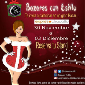 Bazares con Estilo - Noviembre