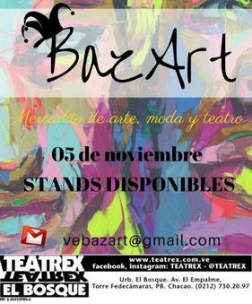BazArt - Octubre 2016