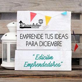 Bazar Macundales - Edición Emprendedores